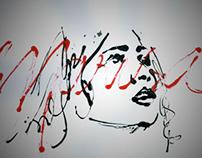 Releitura em Monotipia | Branding from Illustration