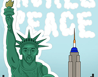 World Peace to NYC