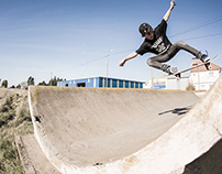 Aquila Agustin, 11 years old skater