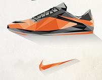 Nike Hypervenom in Vector