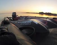 ZAPCAT speed boat promo