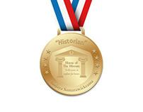 Historian Medal