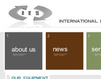 IES CO. WEBSITE DESIGN