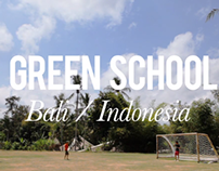 Interview - Green School, Bali