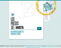 Los Presus de ______