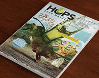 Hops Magazine covers 10-14
