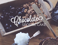 Recipes video - Chocolate Sponge Cake