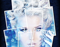 Collage From Single Image Photoshop Actions Vol2