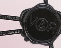Mobiliario de lanzamiento Flowerbomb by Viktor & Rolf