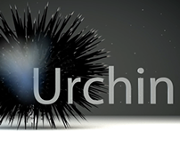 Urchin Logo Treatment