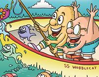 """""""Wibblesmacks!"""" for Mibblio.com 2013"""