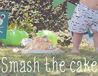 Smash the cake  |  Joaquim