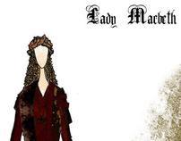 (assistente de figurino) Macbeth