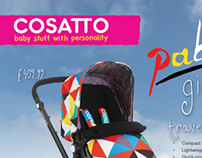 Cosatto Customer Magazine