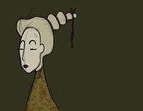 Illustrazioni per una ragazza immaginaria