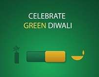Celebrate Green Diwali.
