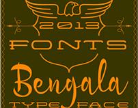 Bengala typeface