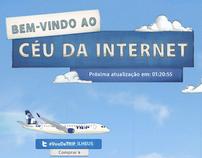 TRIP Linhas Aéreas - Céu da Internet