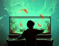 Le Pianoquarium - 2012