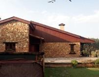 Casa de Falgaroso do Maio, Barragem da Aguieira, 1997