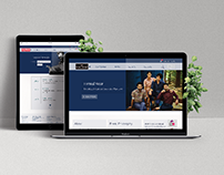 Raymond Website | Human Factors in Visual Design