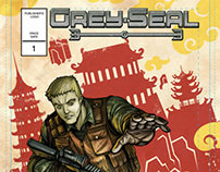 "Graphic Novel ""Greyseal"""