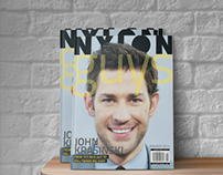 Nylon Magazine Redesigned