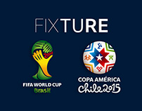 Fixtures · World Cup & American Cup