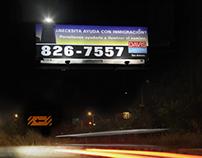 Jeff Davis Law - Immigration Billboard (Traditional)