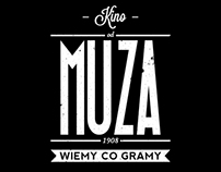 Kino Muza alternative logo