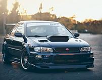 GC8 Subaru Impreza