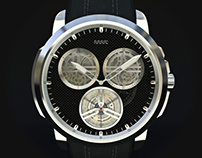 MMC Open Chrono Master Tourbillon | MMC Watch