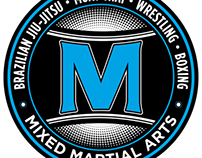 DESIGN: Martial Arts Gym identity