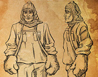 Shackleton graphic novel pitch