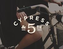 Cypress & 5th Branding + Website