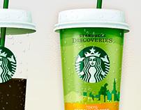 Starbucks Discoveries - Tokyo edition