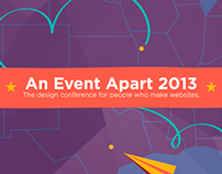 An Event Apart 2013   Conference Review