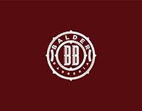 Balder Barbería // Logotipo