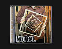 "Neutral ""Buscando Lo Que No Existe"" ALBUM ARTWORK"