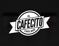 """""""EL CAFECITO CAFÉ BAR"""" BRANDING"""