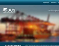 Supply Chain Solutions Peru - Website