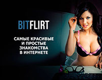 Bitflirt - simple and beautiful dating online