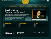 Biomed Central Research Awards