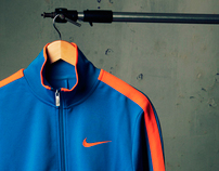 Nike Cricket - With Abhishek Nayyar and S Badrinath.