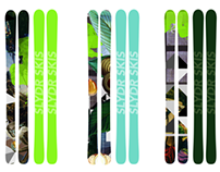 SLYDR ski designs