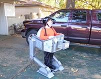 Halloween Walk Bot