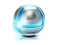 Aurora: Quarantine logo/icon design