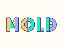 Mold font