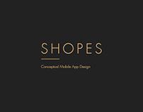 SHOPES App概念设计