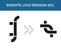 eigenstil Logo Redesign 2011